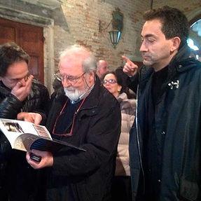 Filippo Staniscia, Giorgo Celiberti