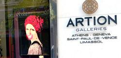 Filippo Staniscia Artion galleries