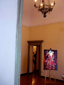 MOSTRA PERSONALE