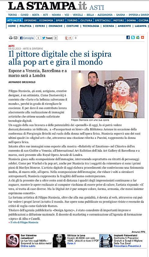 La Stampa Torino