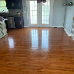 Hardwood Floor Cleaning Greeneville TN