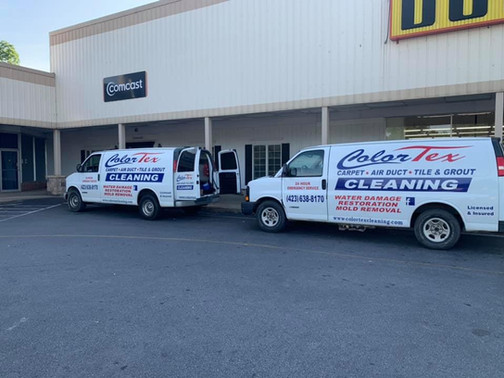 Commerical Retail Store Cleaning