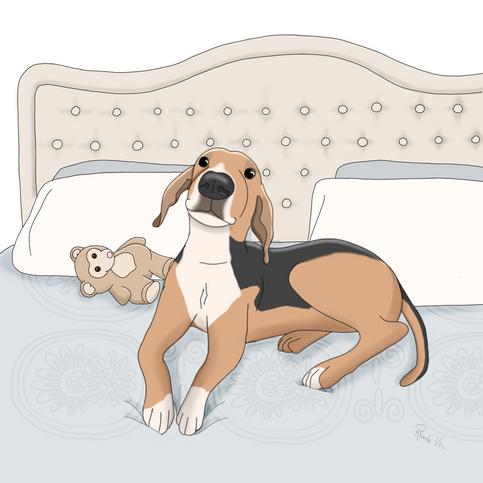 Family hound