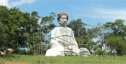 1.Idealizacao e construcao da escultura