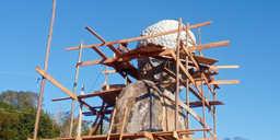 9. Revestimento em resina e preparo para