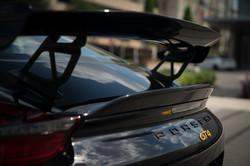 Porsche Cayman GT4 Wing