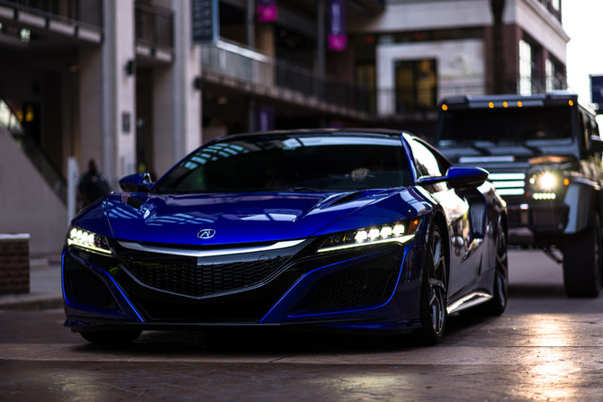 ECURIE25 HOUSTON ADDS A ACURA NSX
