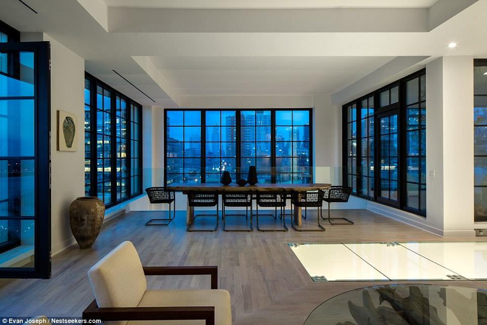 New York City Penthouse