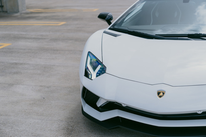 HOW MUCH DOES IT REALLY COST TO OWN A LAMBORGHINI AVENTADOR S?