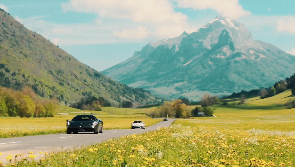 Supercar Driving Tour Monaco