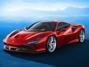 FIRST LOOK AT THE FERRARI F8 TRIBUTO, 488 REPLACEMENT