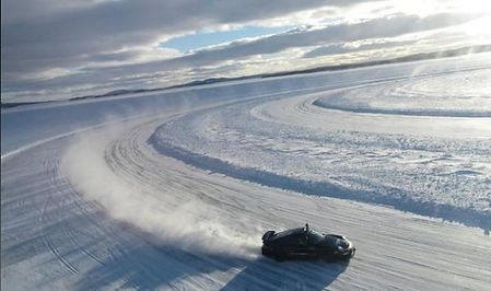Ice Driving Tour