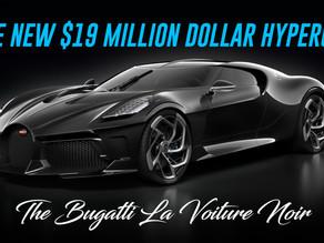 THE BUGATTI LA VOITURE: A $19M ONE-OFF HYPERCAR