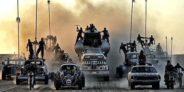 best car action movies of all time
