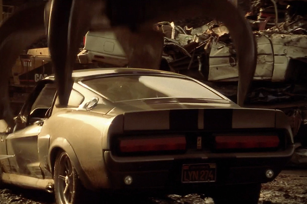 1967 SHELBY MUSTANG GT500 'ELEANOR' | Gone in 60 Seconds