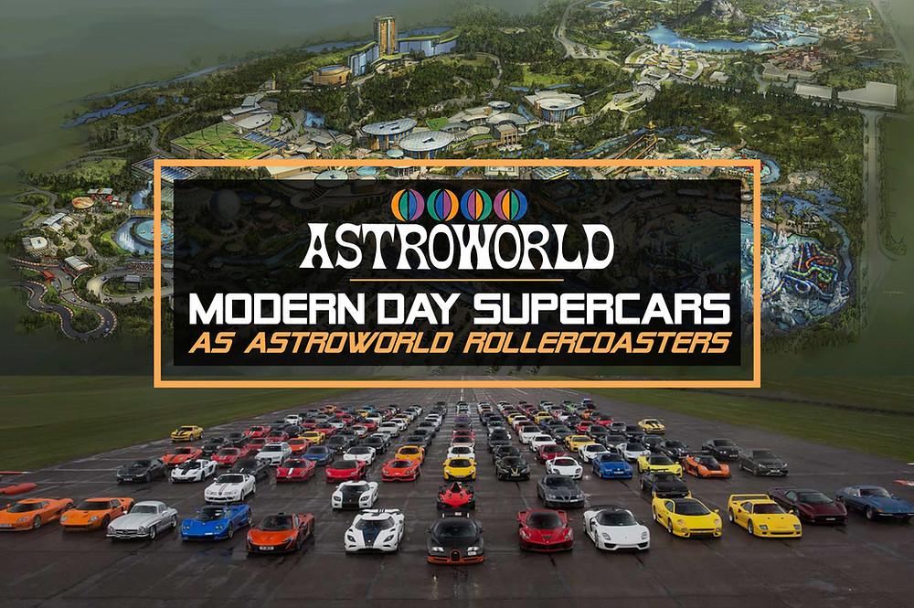 Astroworld Houston Texas
