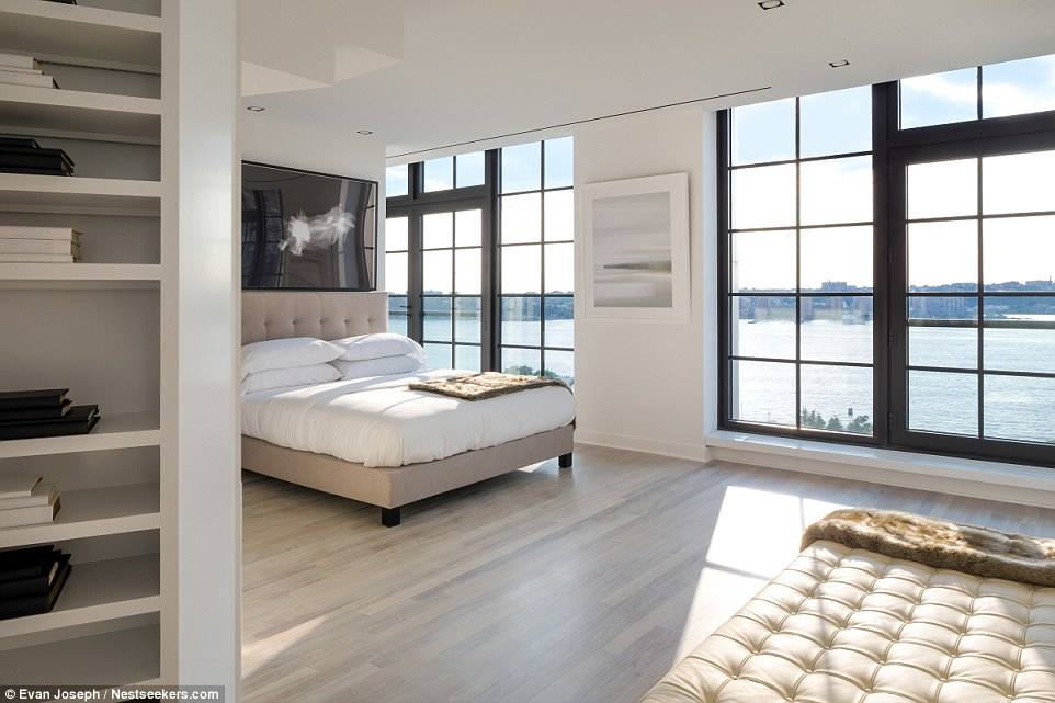 New York City Penthouse Celebrity