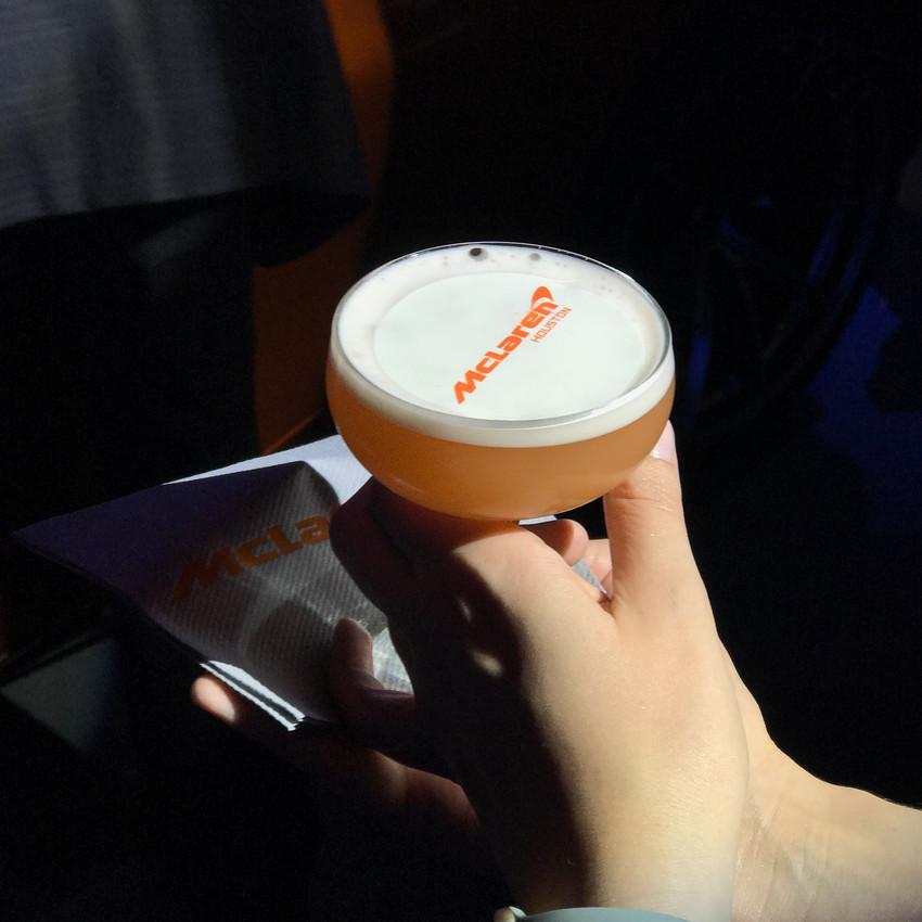 McLaren Drink