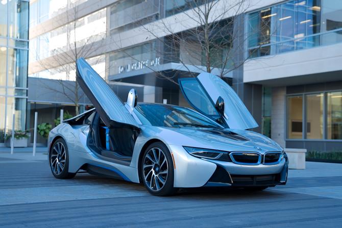 ECURIE 25 HOUSTON ADDS A BMW I8
