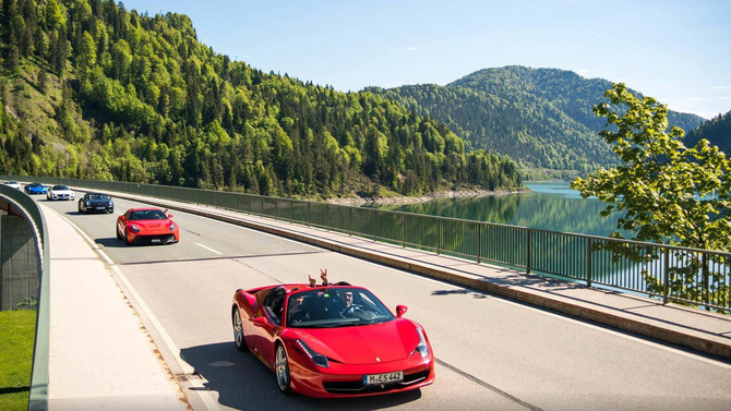 ONCE IN A LIFETIME DRIVING TOURS