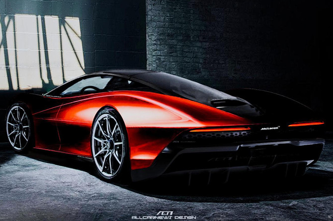 MCLAREN IS CREATING THE SPEEDTAIL HYPERCAR WITH 0-62MPH IN 2 SECONDS!