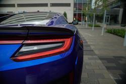 Acura NSX tail lights