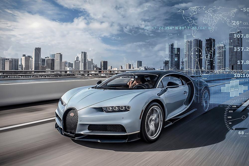 Bugatti Chiron Doctor