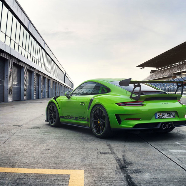 2019 911 GT3 RS