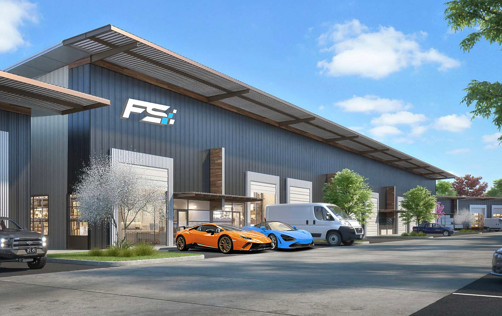 Freedom Supercars Austin Clubhouse