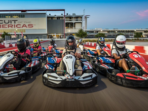 Karting at Circuit of the Americas with Freedom Supercars