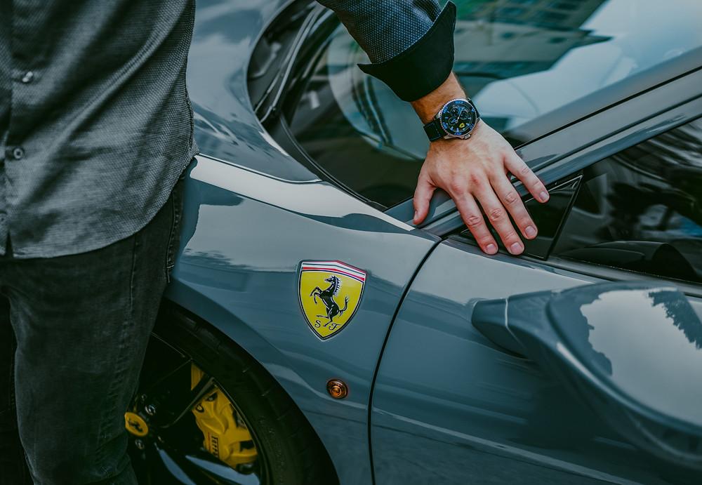 Ferrari Watch Chronograph