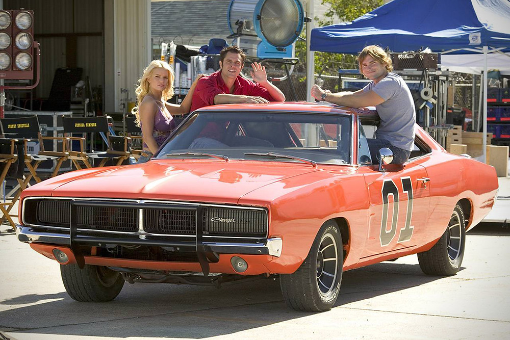 1969 DODGE CHARGER 'GENERAL LEE' | The Dukes of Hazzard