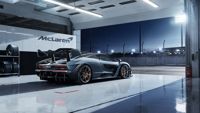 MCLAREN'S NEW MILLION-DOLLAR HYPERCAR WILL MAKE YOU FEEL SOME TYPE OF WAY
