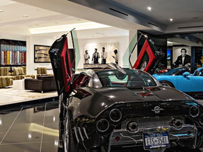 TOP 50 CAR GARAGES IN THE WORLD