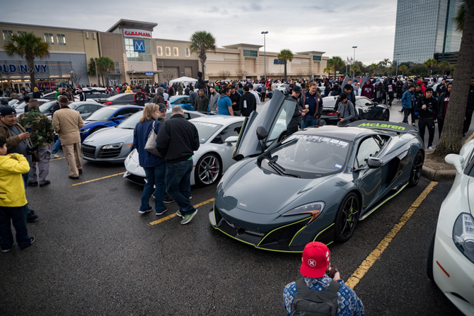 HOUSTON COFFEE & CARS - FEBRUARY 2018