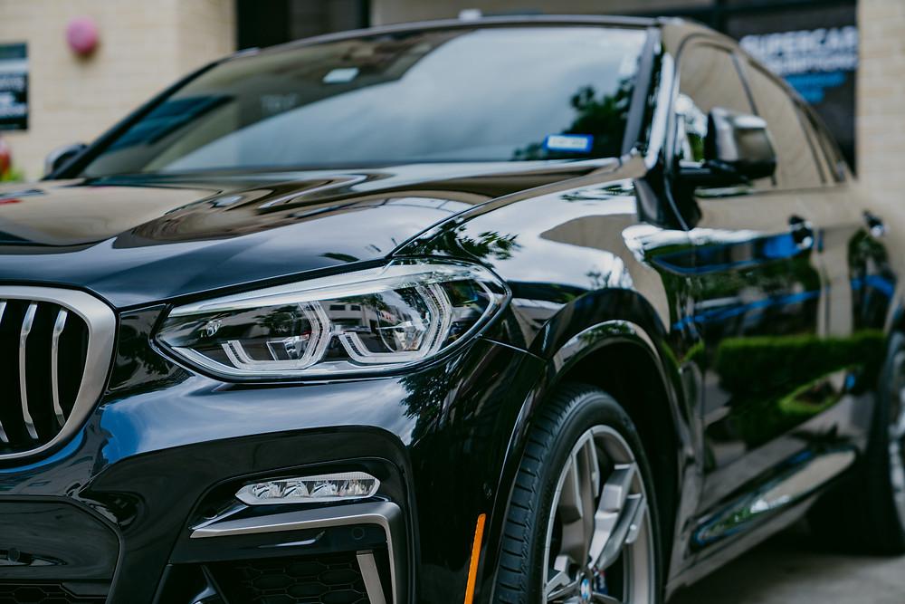 BMW x4 Ceramic Pro houston