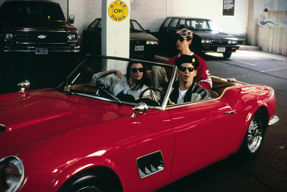 1961 FERRAI GT250 SWB CALIFORNIA SPIDER | Ferris Bueller's Day Off