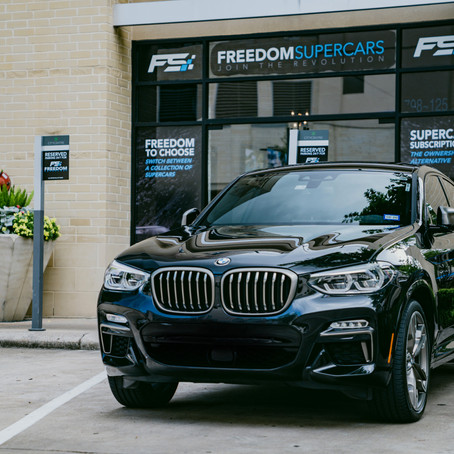 2019 BMW X4 Gets Shiny With a A CP Silver Package