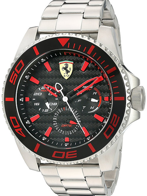 Ferrari 'XX KERS' Quartz Stainless Steel Watch 830311