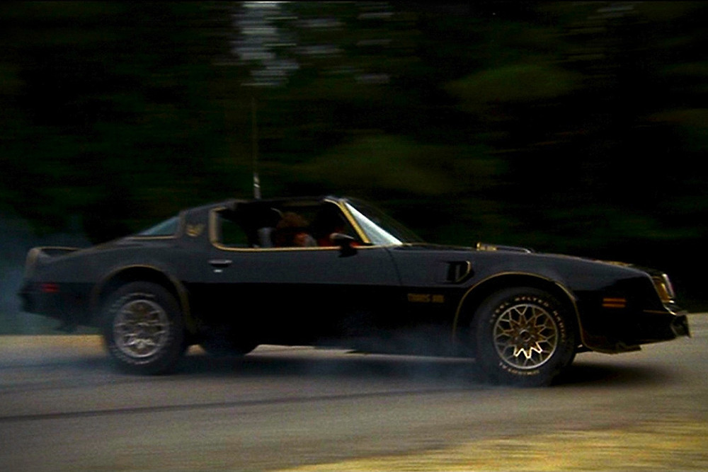1977 PONTIAC FIREBIRD TRANS AM | Smokey and the Bandit