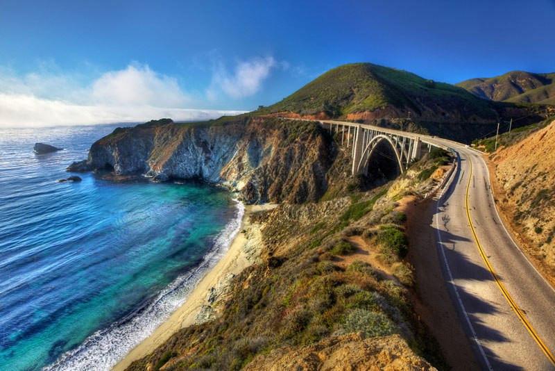 State Road 1 California