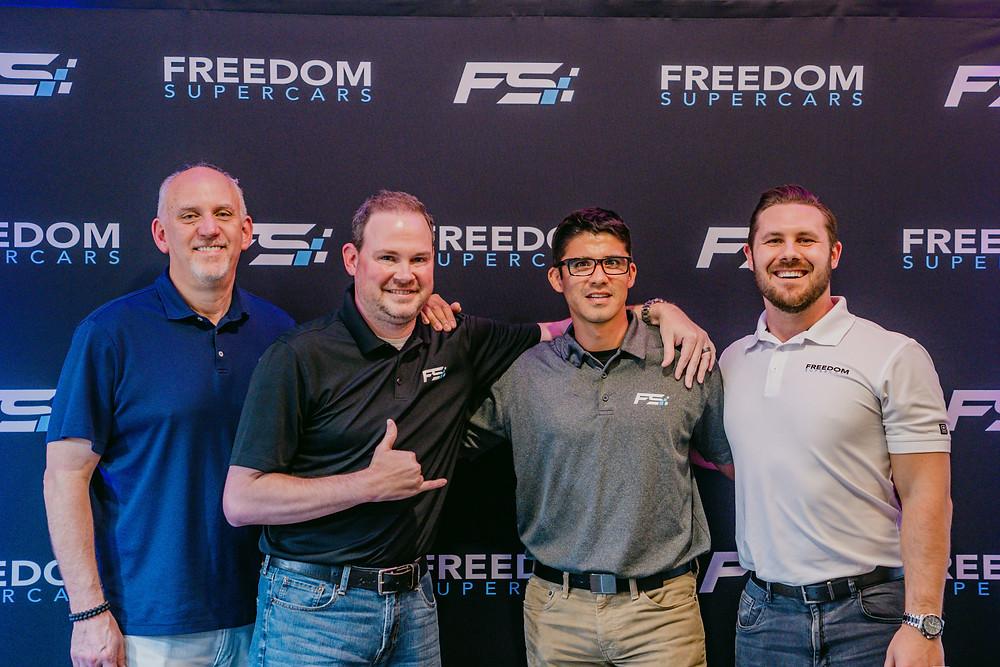 Freedom Supercars Austin Team
