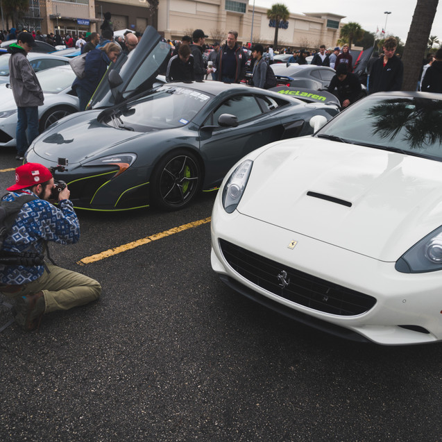ecurie25 houston cars and coffee