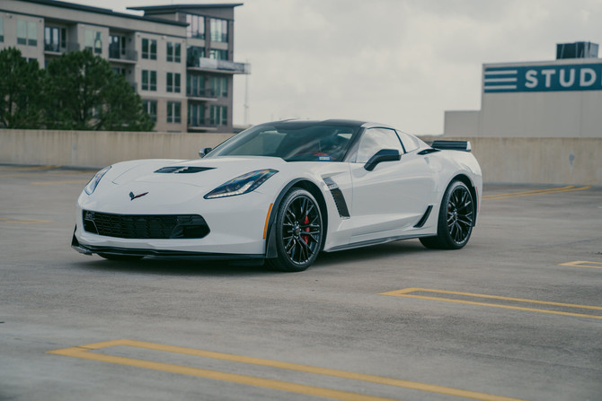 ECURIE25 HOUSTON ADDS A 800HP CORVETTE Z06