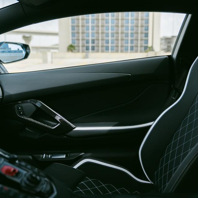 Lamborghini Aventador S Carbon Fiber