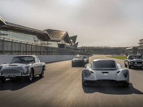 THE TOP CARS OF THE NEW JAMES BOND FILM