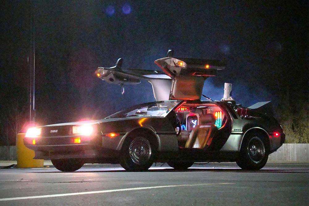 DELOREAN DMC-12 | Back to the Future