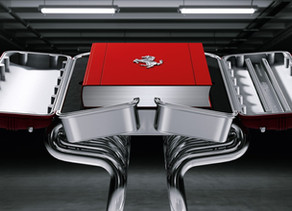 THE $30K COFFEE TABLE BOOK ONLY FERRARI WOULD MAKE