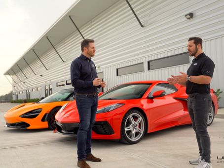 We talk about our New Headquarters, Expansion, New Cars and Upcoming Ultimate Driving Tours