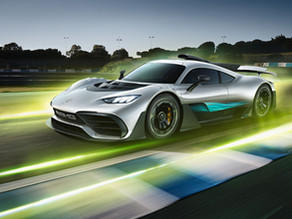 THE MERCEDES BENZ PROJECT ONE WILL DEBUT IN 2021! F1 FOR THE STREETS